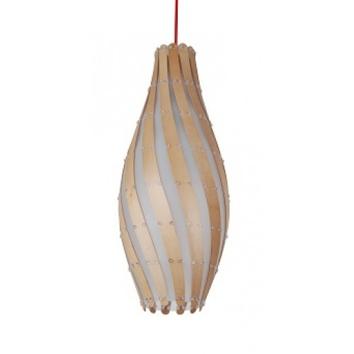 Replica Swish Wood Pendant Light