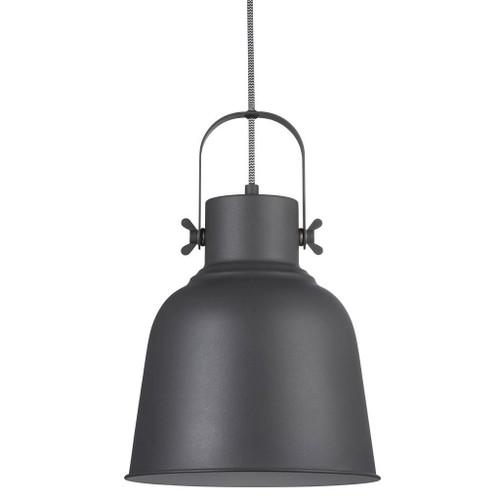 Adrian Nordic Black Pendant Light