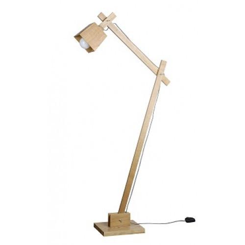 Replica Muuto Wood Floor Lamp
