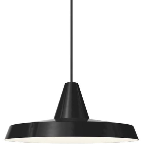 Anniversary Black Contemporary Pendant Light