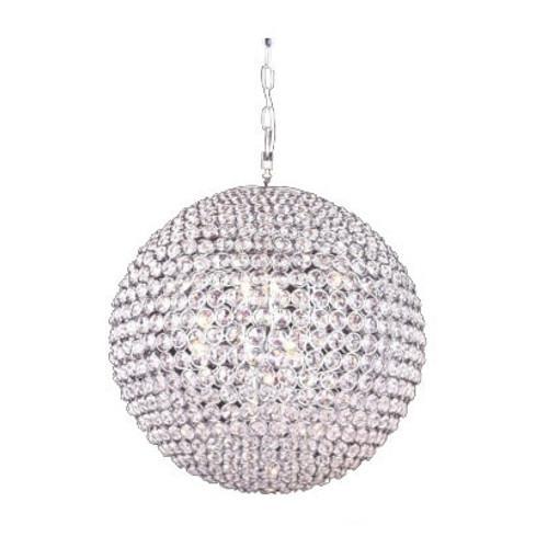 Crystal Ball Chandelier