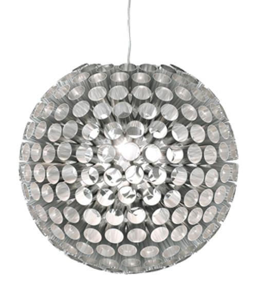 Tube Ball Pendant Light