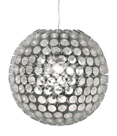 Tube Ball Pendant Light
