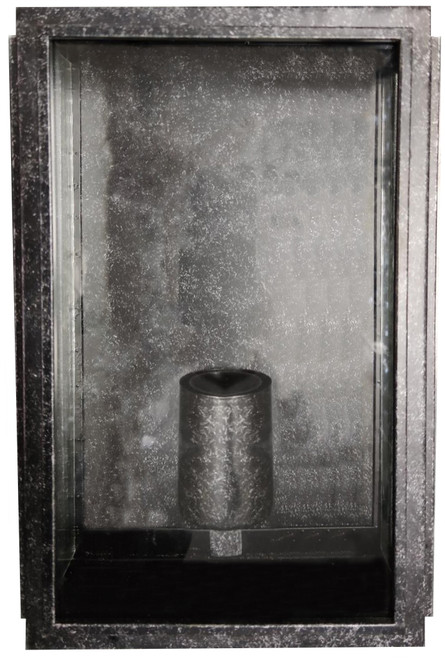 Frontage Small Antique Black Wall Sconce