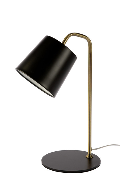 Costa Black and Bronze Table and Desk Lamp
