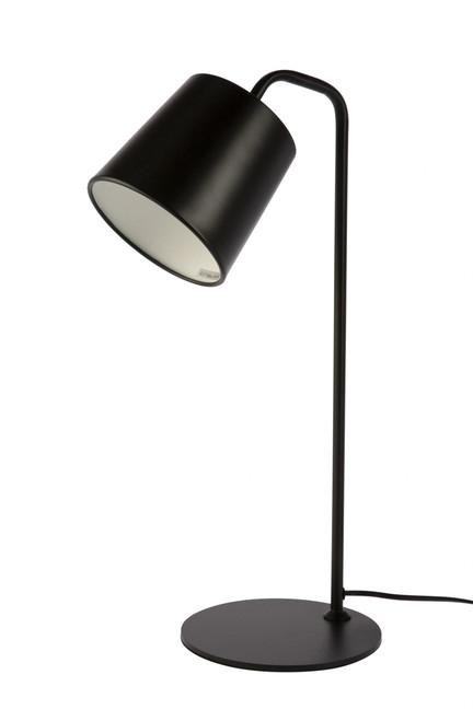 Taco Black Minimalist Table and Desk Lamp