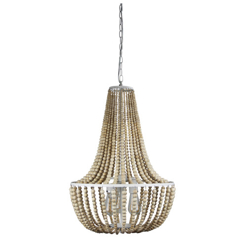 Casandra Natural 3 Light Pendant