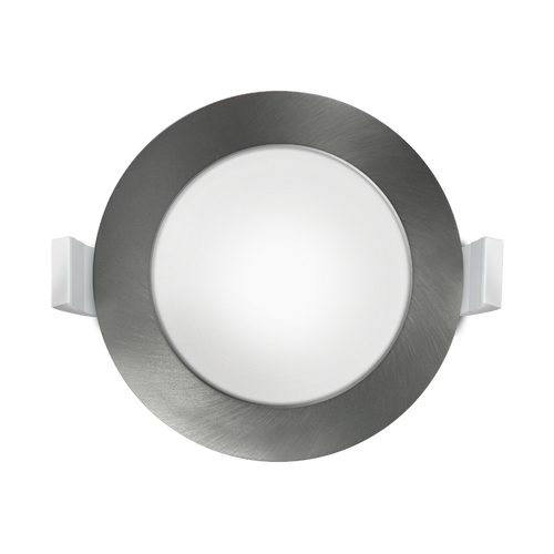 Star Dimmable CCT Nickel Downlight