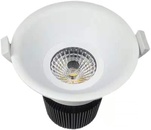 Silk Dimmable White Downlight
