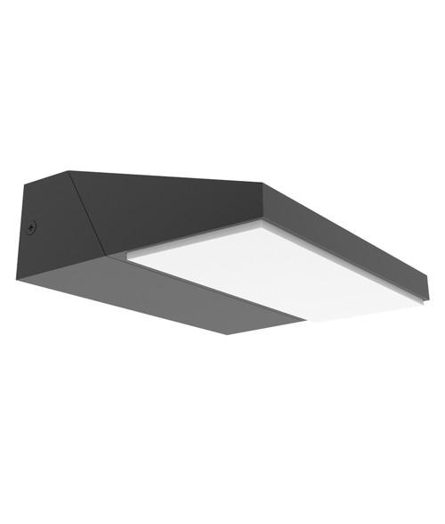 Plane Adjustable Dark Grey Wall Light