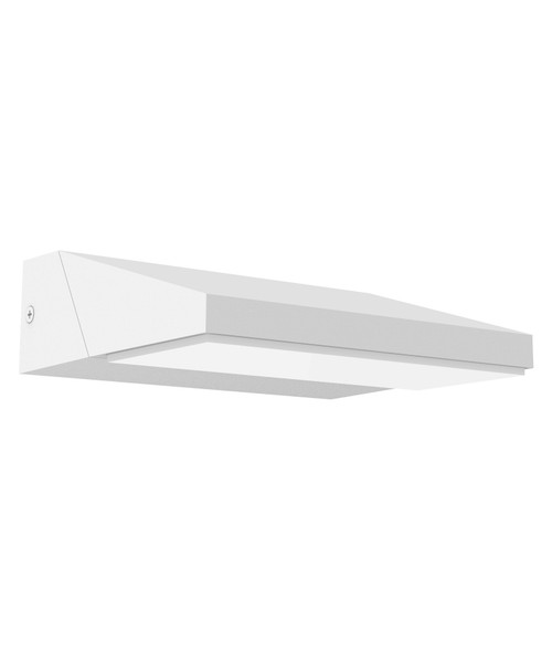 Plane Adjustable White Wall Light