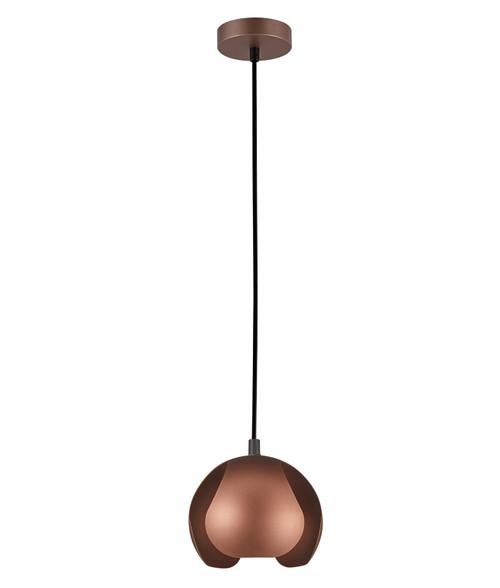 Virgo Copper Iron Dome Pendant Light