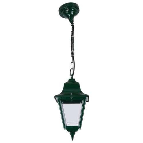 Paris Green Lantern Pendant Light