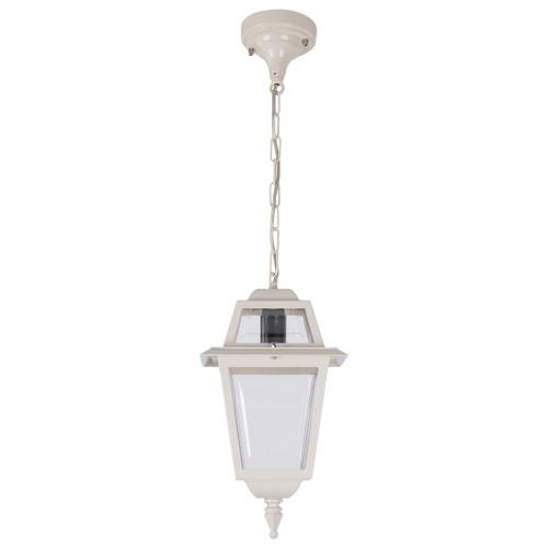 Avignon Beige Aluminium Lantern Pendant
