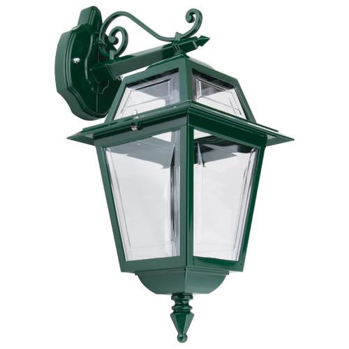 Avignon Green European Downward Wall Lamp