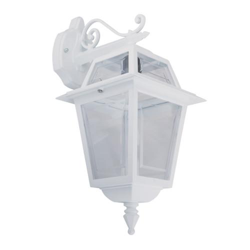 Avignon White European Downward Wall Lamp