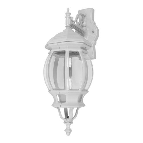 Vienna Large White Downward Wall Light