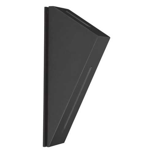 iBook 6W Black LED Exterior Wall Light