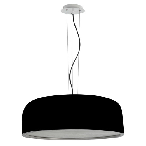 Replica Jasper Morrison Smithfield Suspension Lamp Black - Off