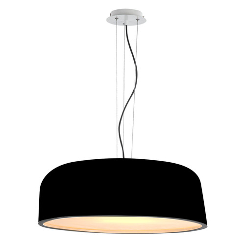 Replica Jasper Morrison Smithfield Suspension Lamp Black - On