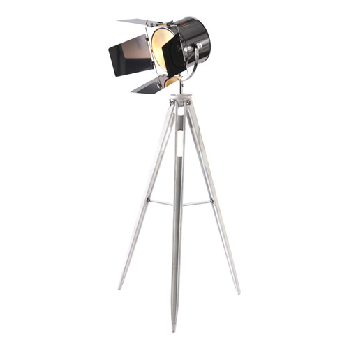 Vintage Cinema Tripod Spot Light Floor Lamp