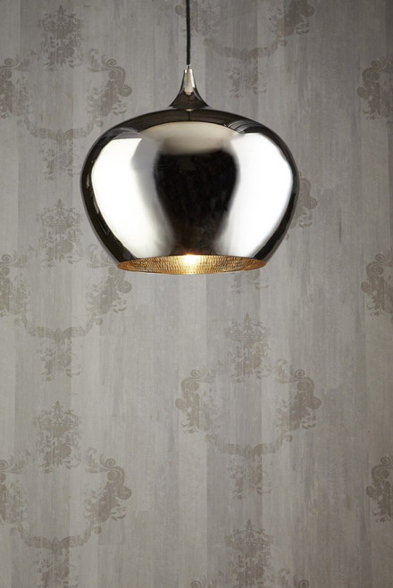 Licqeour Nickel Pendant Light