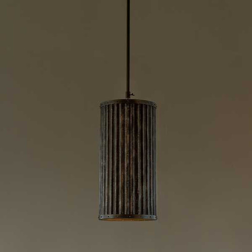 Jawa Small Iron Pendant Light