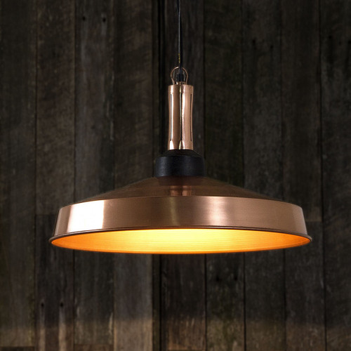 Jefferson Copper Industry Pendant Light