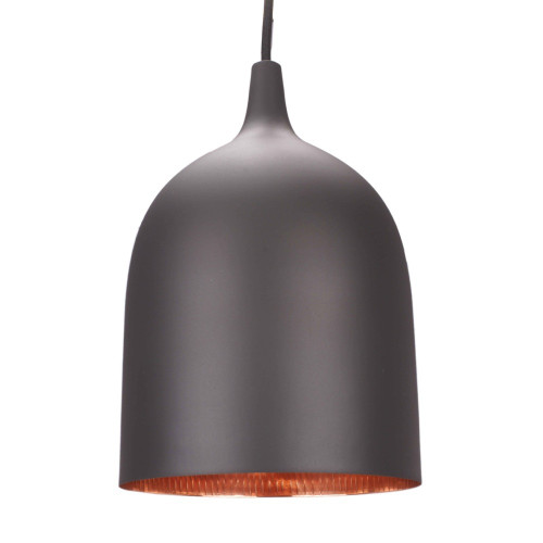 Lumi Black Label Copper Pendant Light