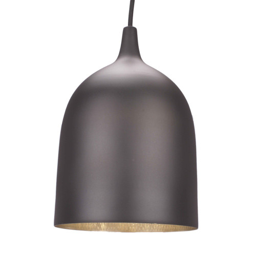Lumi Black Label Silver Pendant Light