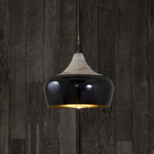 Milano Black Hanging Pendant Lamp