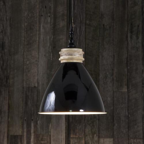 Sardinia Black Hanging Pendant Lamp