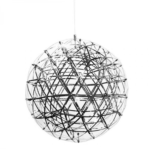 Replica Moooi Raimond Suspension Light  - Stainless Steel
