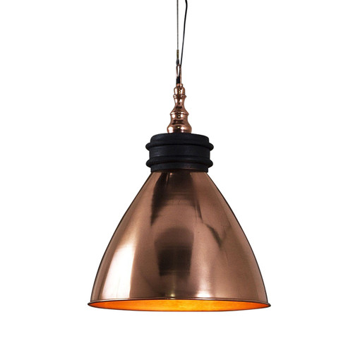 Sardinia Copper Hanging Pendant Lamp