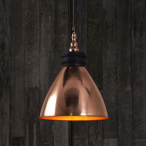 Sardinia Copper Hanging Pendant Lamp