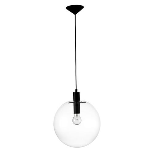 Replica Sandra Lidner Selene Pendant Lamp - 30cm - Black