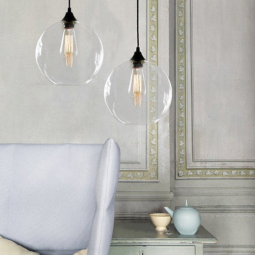 Replica Jeremy Pyles Solitaire Pendant Lamp in Pairs