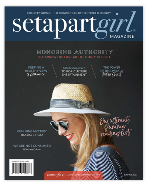SET APART GIRL MAGAZINE | NO. 13