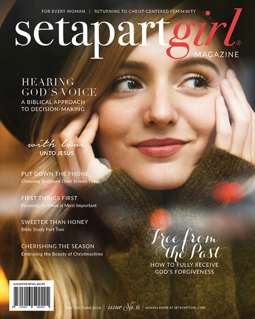 SET APART GIRL MAGAZINE | NO. 16