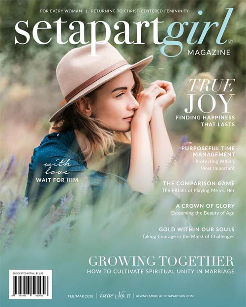 SET APART GIRL MAGAZINE | NO. 17