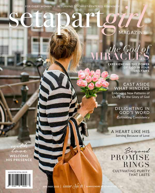 SET APART GIRL MAGAZINE | NO. 18