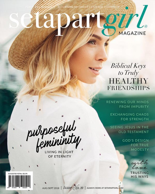 SET APART GIRL MAGAZINE | NO. 20