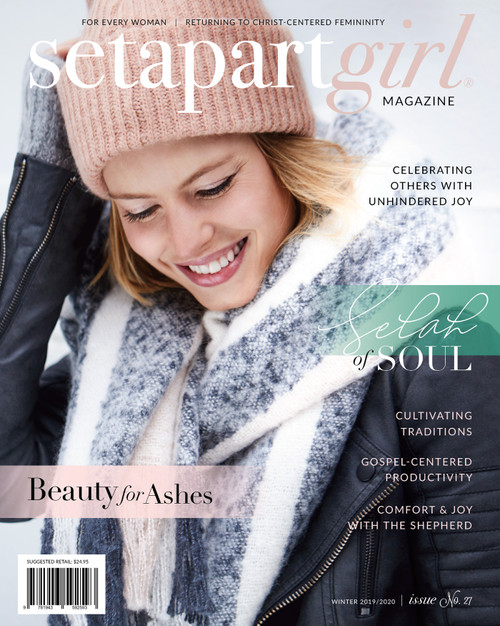 SET APART GIRL MAGAZINE | NO. 27 – Subscribers-Only Discount!