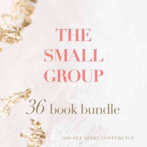 THE SMALL GROUP — Book Bundle