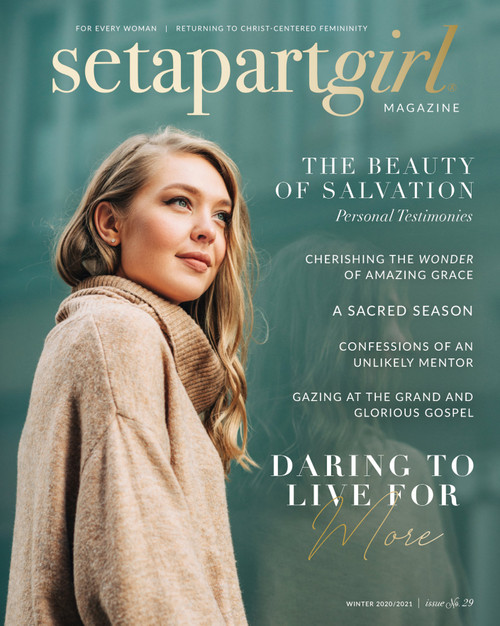 NEW! SET APART GIRL MAGAZINE | NO. 29