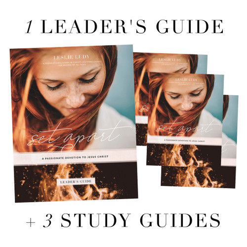 Large Bible Study Bundle