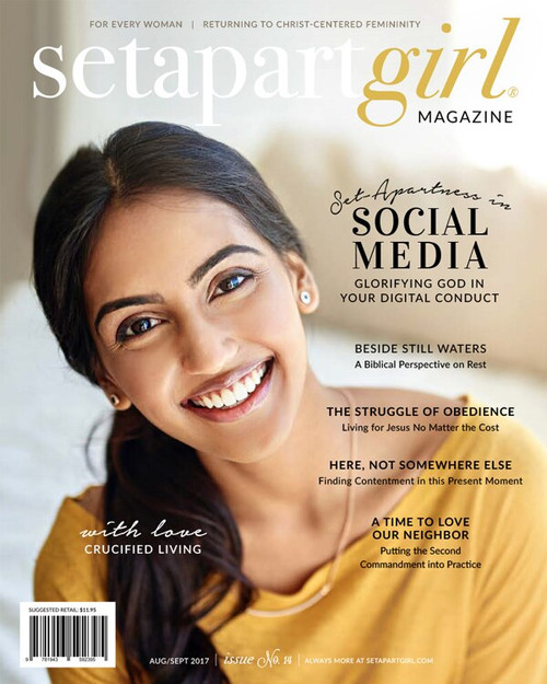 CONFERENCE SPECIAL! SET APART GIRL MAGAZINE | NO. 14