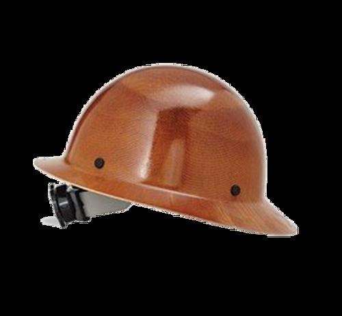 Natural Tan Skullgard Hard Hat with Fas-Trac Suspension (475407)
