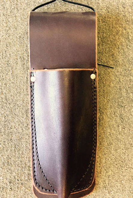 "Amish Leather Snip Holder (3"" Belt)"