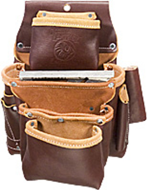 4 Pouch Pro Fastener Bag Occidental Leather USA Made